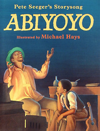 Abiyoyo Cover art by Michael Hays ©2010
