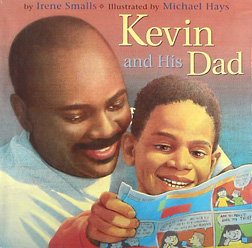 Kevin and His Dad Cover art by Michael Hays ©2010