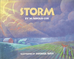 Storm! Cover art by Michael Hays ©2010