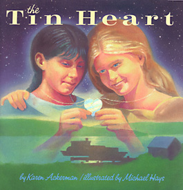 The Tin Heart Cover art by Michael Hays ©2010
