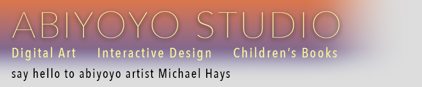 Abiyoyo Studio - Artist Profile - Say Hello to Abiyoyo Artist Michael Hays