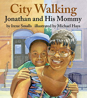 City Walking Jonath and His Mommy iBook Cover