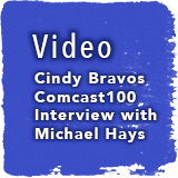 Link to Cindy Bravos Interview with Michael Hays